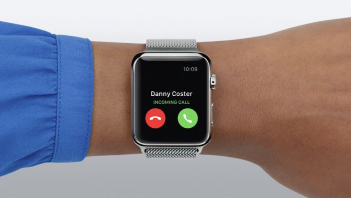 AppleWatchCall