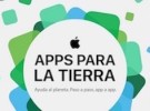 Apple lanza la iniciativa Apps para la Tierra