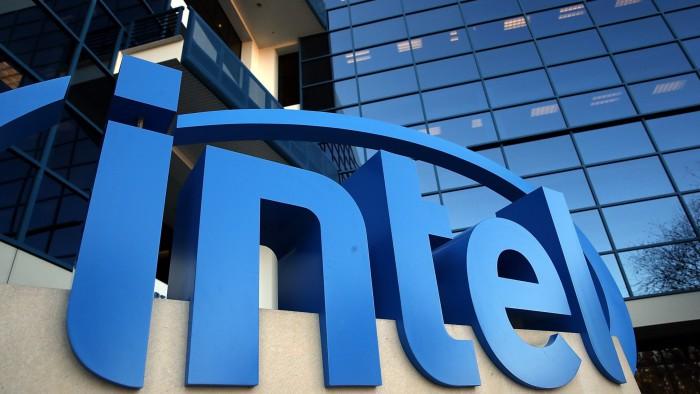Intel oficinas