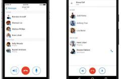 Facebook Messenger estrena sus llamadas en grupo