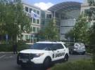La policía investiga el fallecimiento de un hombre en el Campus de Apple