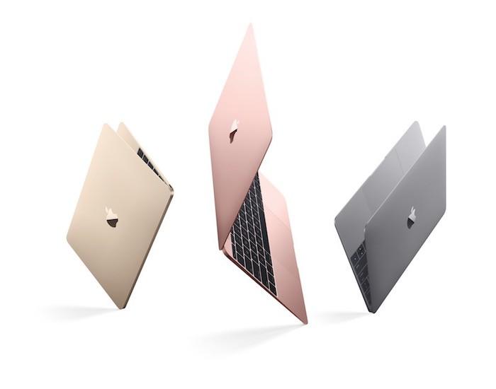 Nuevos MacBook Abril 2016