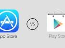 Con la mitad de descargas la App Store logra el doble de ingresos que la Play Store de Google