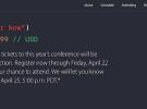 Ya es oficial: La Conferencia Mundial de Desarrolladores de Apple arranca el 13 de junio en San Francisco