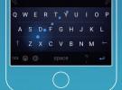 Microsoft presenta la beta de su teclado Word Flow para iPhone y nos deja impresionados