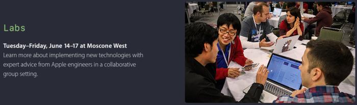 actividades WWDC 2016_2