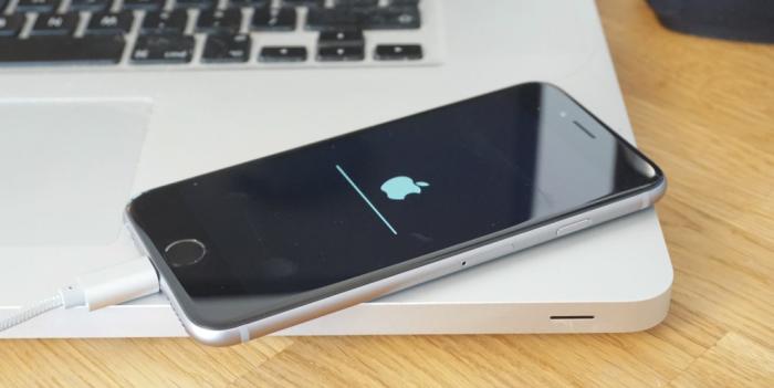 iOS actualización