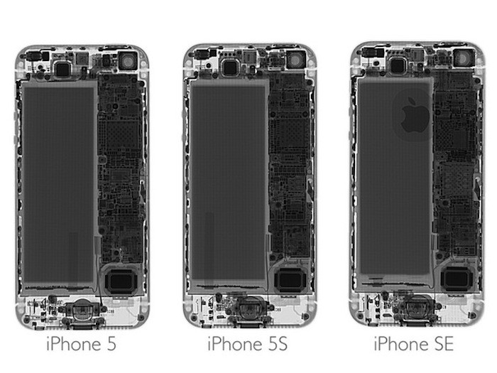 iPhone SE ifixit_2