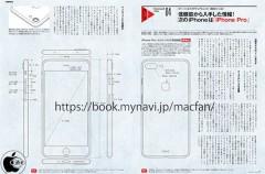 Nos llegan nuevas pistas sobre el iPhone Pro desde Japón