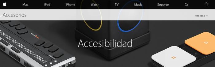 Accesibilidad Online