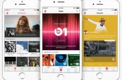 Apple Music se rediseñará completamente de cara a la WWDC 2016