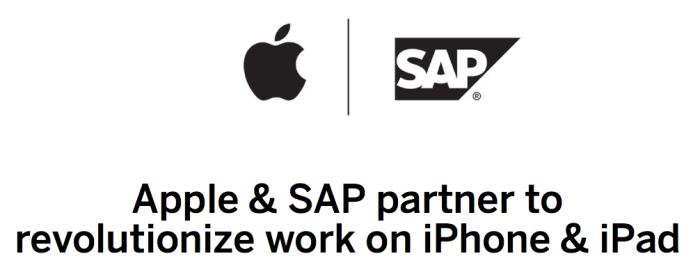 Apple SAP