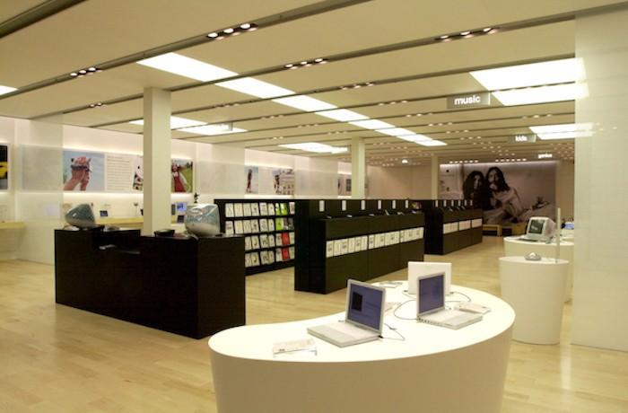 Apple Store Glendale 2001