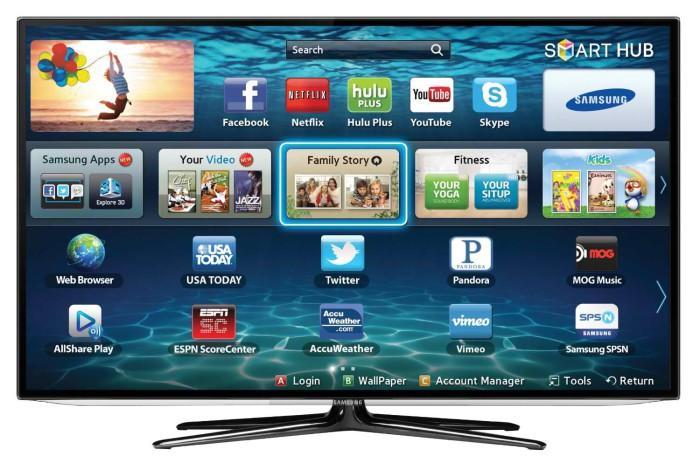 Samsung Online TV