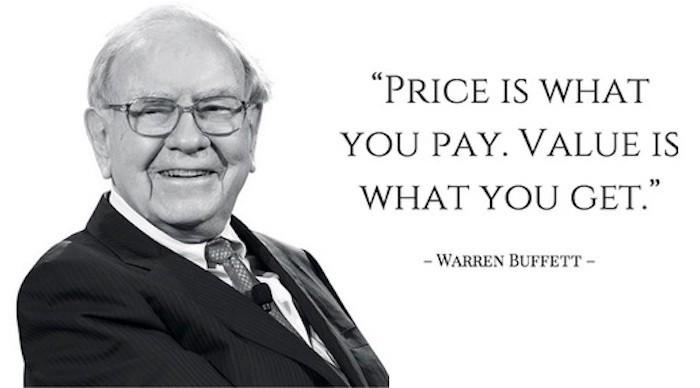 Warren Buffent frase