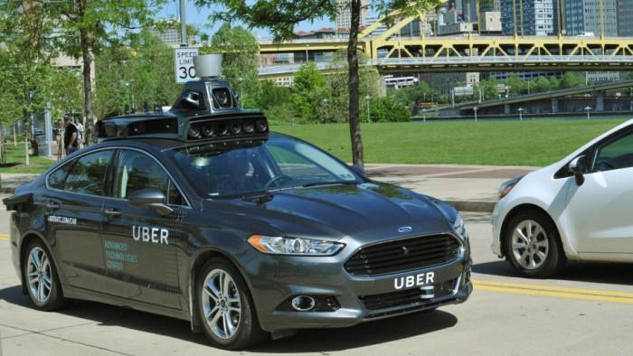 coche Uber