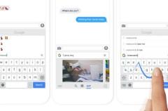 Google lanza su propio teclado para iOS con búsquedas integradas, GIFs y Emojis