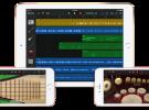 Apple homenajea a la música de China con una actualización de GarageBand