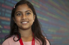 Esta es Anvitha Vijay, la desarrolladora más joven de la WWDC 2016