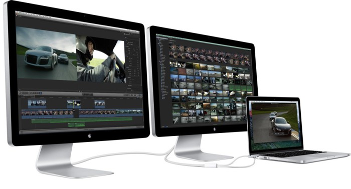 Apple Thunderbolt Displays