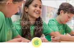 Ya está abierta la inscripción para los Campamentos gratuitos de Verano de Apple