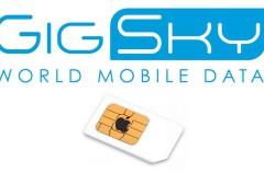 GigSky ya ofrece planes de datos en España en dispositivos con Apple SIM