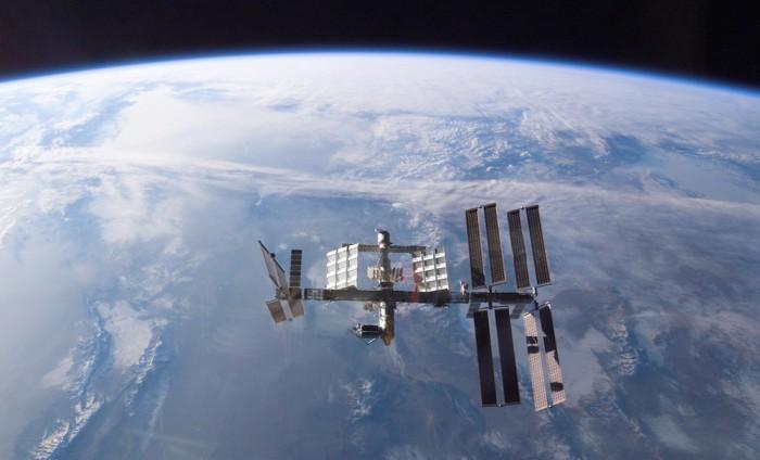 Disfruta de vídeo en directo de la tierra desde la Estación Espacial Internacional con solo encender tu Apple TV