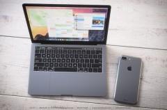 Los renders del nuevo MacBook Pro con pantalla táctil OLED nos dejan con la boca abierta