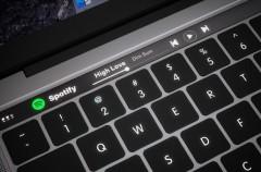 El código de macOS Sierra insinúa una barra de control OLED en los MacBook Pro