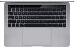 Así podría ser el nuevo MacBook Pro con pantalla OLED en el teclado