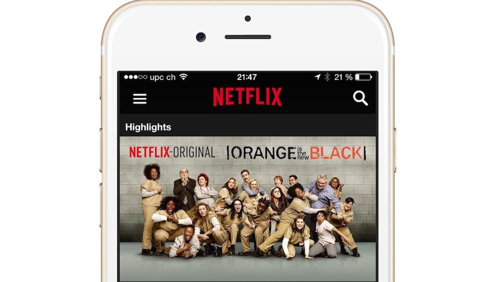 Netflix ya trabaja para añadir visualización offline de contenidos a finales de año