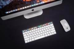 ¿Y si el teclado con pantalla OLED integrada del nuevo MacBook Pro acabase llegando a todos los Mac?