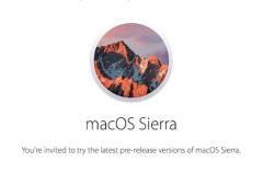 Los empleados de las tiendas de Apple se convierten también en probadores de macOS Sierra