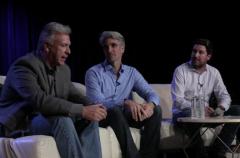 Phil Schiller y Craig Federighi hablan de Siri y de las novedades de la WWDC 2016