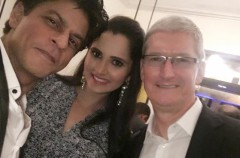 La estrella de Bollywood Shahrukh Khan es el nuevo embajador de Apple en India