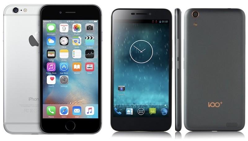 China falla a favor de Apple en el caso del iPhone 6 que plagiaba a un smartphone local