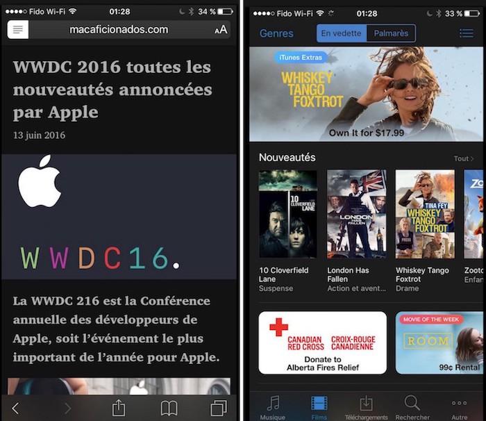 iOS 10 dark mode_2