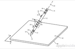 Apple patenta un stylus que sabe hasta con qué mano lo estás usando