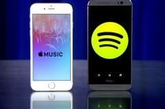¿Cómo están las cosas entre Apple Music y Spotify a día de hoy?
