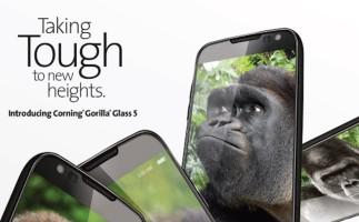 La pantalla de tu próximo iPhone será probablemente más resistente gracias al nuevo Gorilla Glass 5