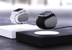 Lift no solo cargará tu Apple Watch también lo hará levitar