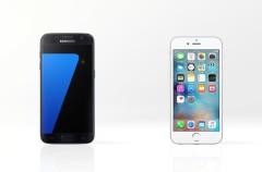 ¡Cupertino tenemos un problema! El Samsung Galaxy S7 supera en ventas al iPhone 6s en Estados Unidos