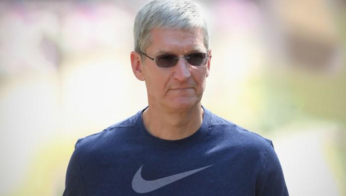Tim Cook Nike