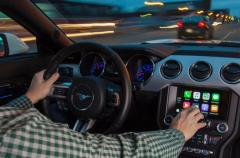 CarPlay llega a los últimos modelos de Ford