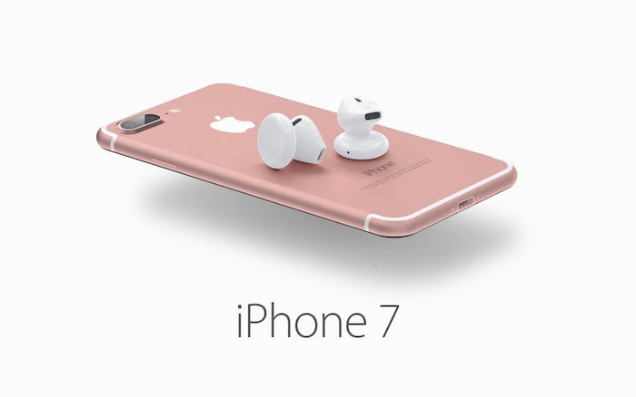 iPhone 7 earpods