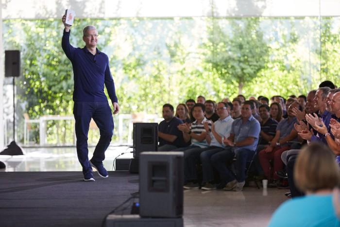 Apple confirma haber alcanzado los 1000 millones de iPhone vendidos desde su lanzamiento en 2007