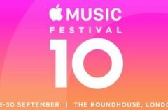 El Apple Music Festival de Londres celebra su décimo aniversario