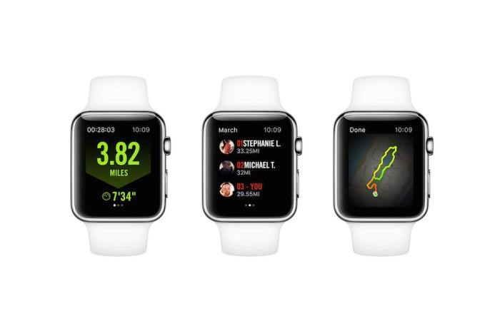 La nueva app de Nike puede haber confirmado que el Apple Watch 2 incluirá GPS