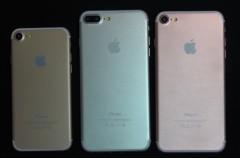 Aparece otro vídeo más del iPhone 7 mostrando tres modelos distintos… y además en 4K