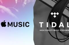 ¿Y si Apple comprase Tidal? Estos son los planes para que Apple Music destrone a Spotify